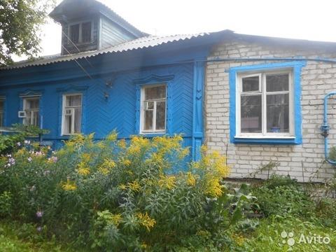 Продам 1/2 дома в Ленинском р-не, ул.Завкомовская д.7 - Фото 1