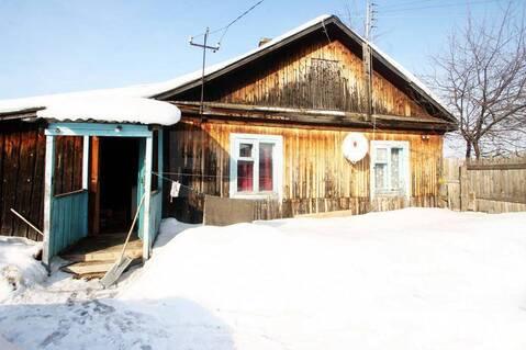 Продается половина дома в Заводоуковске - Фото 4