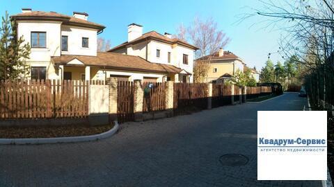 Продается таунхаус 290 кв.м(половина дома) в пос.санатория Подмосковье - Фото 2