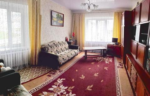 3-х комнатная квартира в кирпичном доме недалеко от Мирского замка - Фото 1