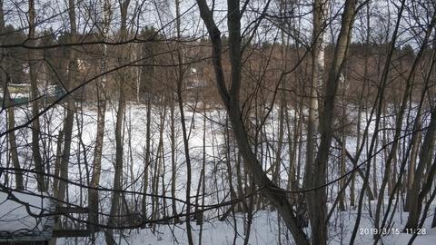 Участок 25 соток с домом На берегу реки, все коммуникации - Фото 5