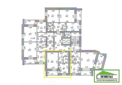 Грузовая 3б.Однокомнатная квартира в Новостройке дом сдан - Фото 4