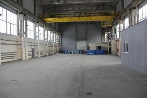 Производственно-складское помещение 960 кв.м. - Фото 1