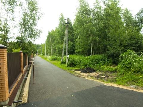 Продаю участок, 10 соток, Киевское ш, новая Москва, в лесу - Фото 2