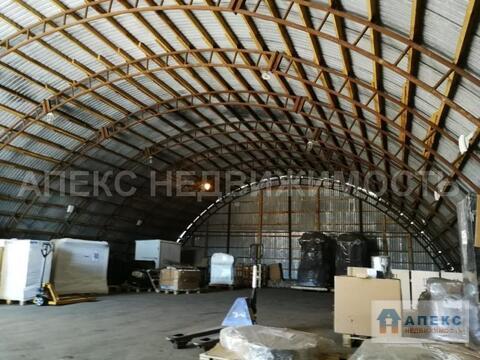 Аренда склада пл. 300 м2 Селятино Киевское шоссе в складском комплексе - Фото 1