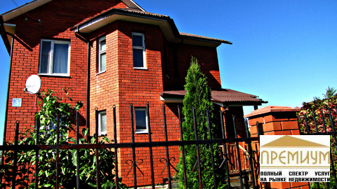 Продается коттедж 140 кв.м. в СНТ Южное, около д. Ольховка - Фото 1