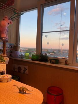 2-ка 60 кв.м, г. Домодедово, Кутузовский пр-д, д. 17 за 5,75 млн.р. - Фото 3