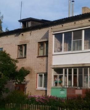 Продажа 2 комнатной квартиры 47,9 кв. м. Тесово-Нетыльский - Фото 1