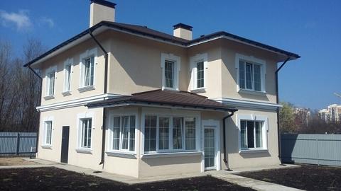 Дом 190 м.кв.на уч.7 соток в Рассказовке 8 км от МКАД Киевское шоссе - Фото 5