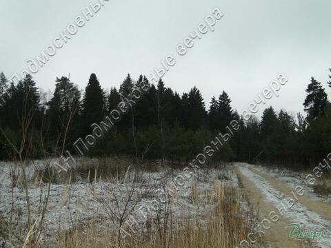Киевское ш. 45 км от МКАД, Алымовка, Участок 20 сот. - Фото 1