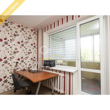 Продается 4-х комнатная квартира Шеронова 7, Купить квартиру в Хабаровске по недорогой цене, ID объекта - 321135386 - Фото 1