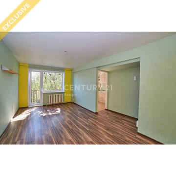 Продажа 1-к квартиры на 5/5 этаже на пр. Октябрьский, д. 14б - Фото 1