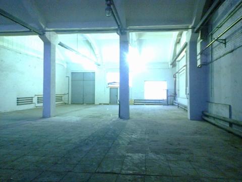 Сдам в аренду производственно-складское помещение 1200 м2ю. Тёплое. - Фото 4