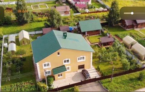 Меняю дом-усадьбу в живописном месте г. Ижевска - Фото 1