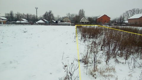 Участок 21 сотка в Рыболово - Фото 4