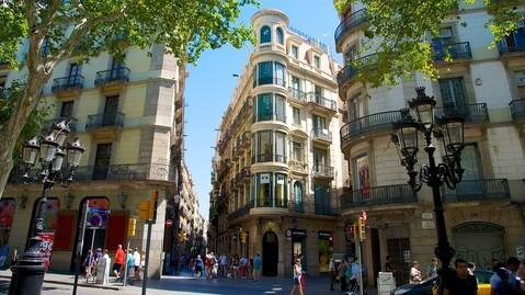 Продается Хостел рядом с Ла Рамбла – центральная улица Барселоны!