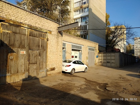Аренда гаражного бокса 47,4 кв.м, ул. Рахова - Фото 2
