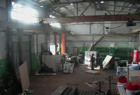 Сдается склад 378,7 кв.м. в Рузе, волоколамское ш. 17 - Фото 2