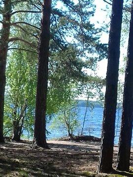 Золотой пляж , озеро Глубокое пос Нагорное - Фото 2