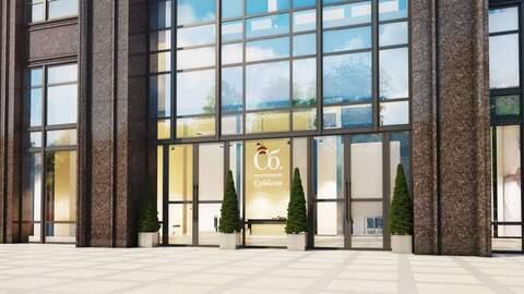 Здание отдельно стоящее здание 5356 м2 - Фото 1