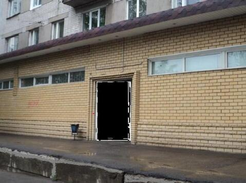 Сдается в аренду псн, 49 м2, высокий цоколь ул.Саврасова, Аренда склада в Нижнем Новгороде, ID объекта - 900231624 - Фото 1