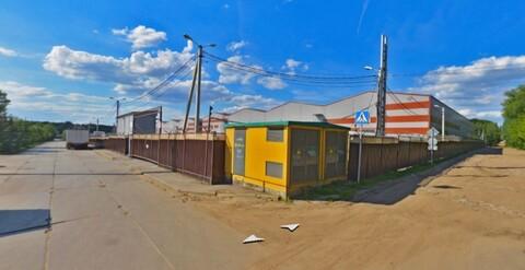 Склад 4370 м2 в 3-х км от МКАД, Реутово, ул. 8-я линия - Фото 1