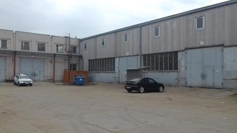Аренда 1200 кв производство грузовой сервис - Фото 1