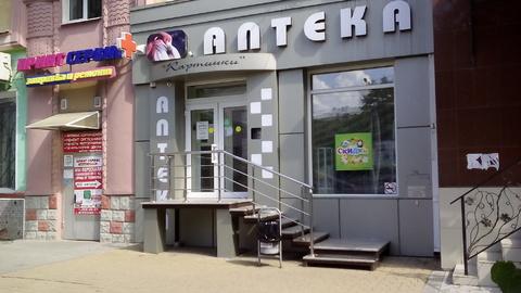 Сдаю помещение 78.3 кв.м под аптеку в Воронеже. - Фото 1