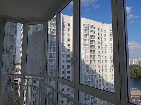 Cдается двухкомнатная квартира в ЖК Ривер Парк - Фото 4