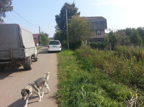 Земельный участок деревня Александровка - Фото 1