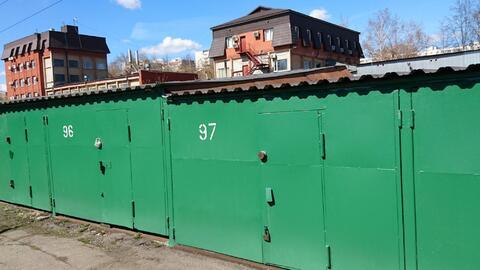 Охраняемый гараж в аренду - Фото 1