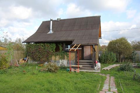 Участок ИЖС с уютным домиком - Фото 2