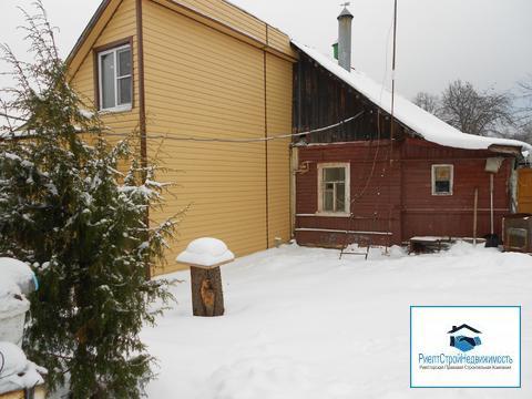 Дом в центре Рузы со всеми коммуникациями - Фото 1