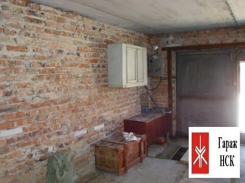 Продам капитальный гараж ГСК Сибирь № 228, ул. Пасечная 3к1, мкр. Щ - Фото 3