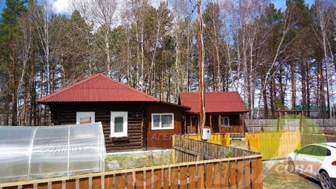 Продажа дома, Липчинское, Слободо-Туринский район - Фото 2