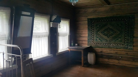 Брусовой дом в жилой деревне - Фото 3