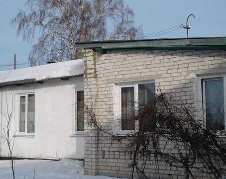 Продается дом г Тамбов, 2-й Авиационный проезд - Фото 1