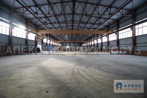 Аренда помещения пл. 550 м2 под склад, Щелково Щелковское шоссе в . - Фото 1