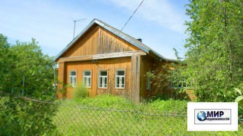 Часть дома в Волоколамском районе деревня Чеклево в 115 км. от МКАД - Фото 1