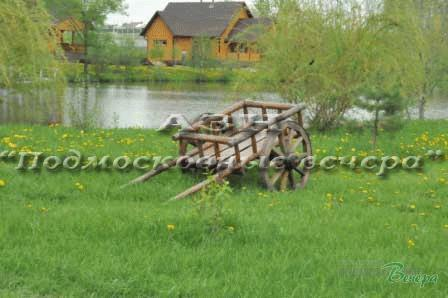 Калужское ш. 37 км от МКАД, дома отдыха Вороново, Коттедж 70 кв. м - Фото 4