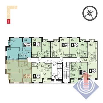 Продажа квартиры, Москва, м. Владыкино, Сигнальный проезд - Фото 2