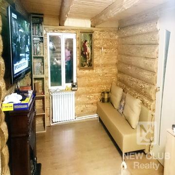 Дом 90 кв.м. для постоянного проживания. 10 соток. 35 км. от МКАД. - Фото 5