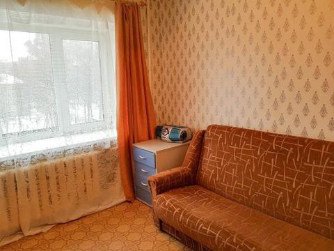 Сдается комната с предбанником 18/12 кв.м. в общежитии ул. Мира 17б, - Фото 1