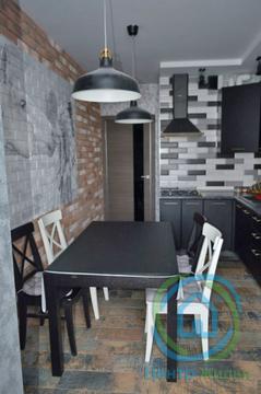 Квартира с дизайнерском ремонтом 43 кв.м - Фото 1