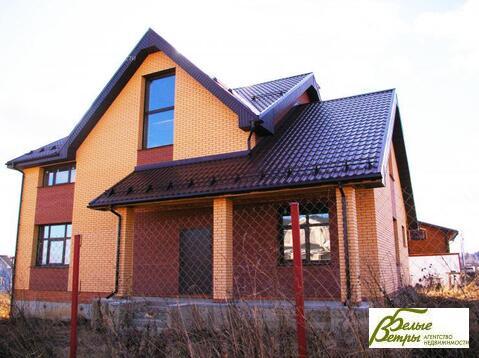 Дом266 кв. м,  24 сот, Калужское шоссе,  38 км,  Солнечный . - Фото 2
