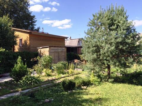 Земельный уч. 6 соток на нем дом 80 кв.м, с. Бужаниново - Фото 4
