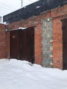 Продается гараж, Чехов г, Вишневый б-р, 20м2 - Фото 2