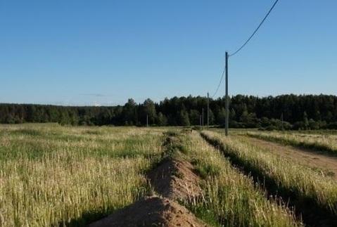Зем.участок в Черелисино - Фото 1