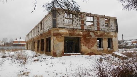Продаётся здание с земельным участком 50 соток в Московской области - Фото 1