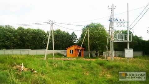 Участок 12 соток под ИЖС в Шаховском районе - Фото 5